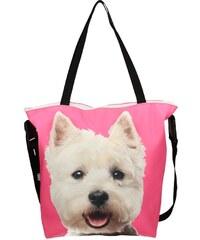 Shopper Taška DekumDekum Westie (růžový) (SH001)