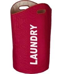 Wenko Koš na prádlo Lumo, červený