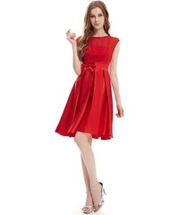 Ever Pretty červené šaty - Glami.cz 5878b71a51