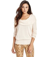 Guess by Marciano Svetr Mae Cowl Neck Sweater