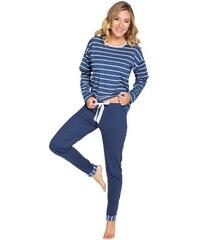 Italian Fashion Astrid dl.r. dl.k. Dámské pyžamo