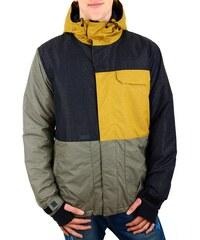 Pánská zimní bunda Funstorm Corb khaki L