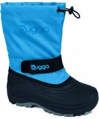 Bugga Chlapecké sněhule - modro-černé