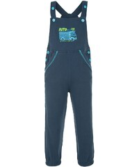 G-mini Chlapecké laclové kalhoty HEROLD - modré