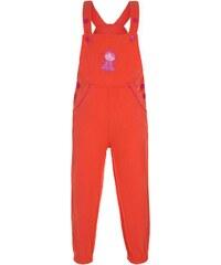 G-mini Dívčí laclové kalhoty HEROLD - oranžové