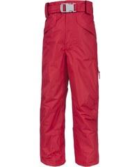 Trespass Dívčí lyžařské kalhoty Marvelous - červené