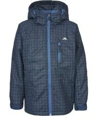 Trespass Chlapecká nepromokavá bunda Jace - tmavě modrá