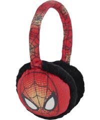 Disney Brand Chlapecké klapky na uši Spiderman, vel. 52/56