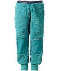 Didriksons1913 Dětské fleecové kalhoty Ciqala - zelené
