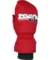 Reusch Dětské lyžařské rukavice KIDS RED