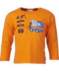 LEGO wear Chlapecké tričko s autem Tod 603 - oranžové