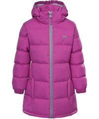 Trespass Dívčí kabát Tiffy - fialový