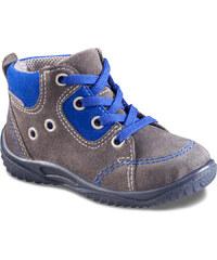 Richter Chlapecké kotníčkové boty - šedo-modré