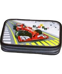 Emipo Chlapecké školní pouzdro 2-patra Formule racing