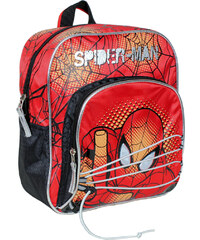 Disney Brand Chlapecký batůžek Spiderman - červený