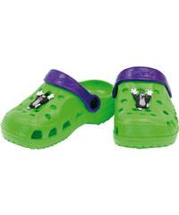 Bino Dětské sandály Krteček - zelené