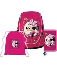 SunCe Anatomický školní SET ABB batoh Disney Minnie