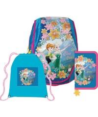 SunCe Anatomický školní SET ABB batoh Disney Frozen