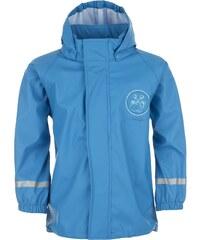 LOAP Chlapecká nepromokavá bunda Silvester - modrá