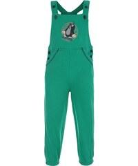 G-mini Dětské laclové kalhoty Herold s Krtečkem - zelené