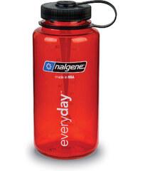 Nalgene Original Wide-Mouth Bottle Red 1l