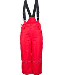 Trollkids Dívčí zimní kalhoty Telemark - červené