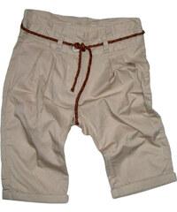 Gelati Dívčí capri kalhoty, béžové