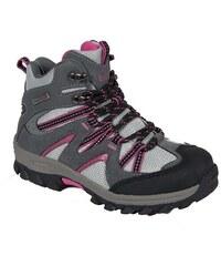 Bugga Celoroční treková dětská obuv - růžová 7e3ad8c934
