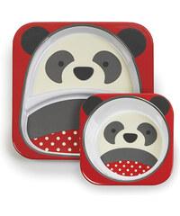 SKIP HOP Dětský jídelní set - Panda