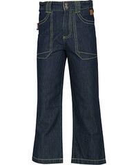 G-mini Dívčí modré kalhoty Nach