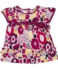 Tup-Tup Dívčí květovaná tunika - barevná
