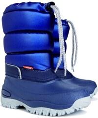 Demar Dětské sněhule Lucky A - modré