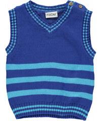 Fixoni Chlapecká vesta - modrá