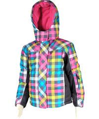 Bugga Dívčí lyžařská bunda - barevná