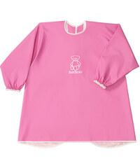 Babybjörn Zástěrka na krmení a hraní Smock Pink