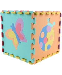 Alltoys Pěnové puzzle zvířátka - 10 ks