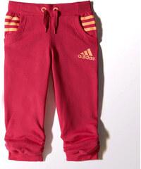 Adidas Dívčí tříčtvrteční kalhoty Rock It