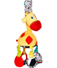 Bright Starts Hračka senzorická - Žirafa (0 m+)