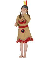 Rubies Kostým Indiánka, 116 cm