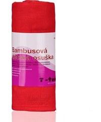 T-tomi Bambusová osuška, 1 kus, růžová