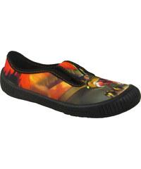 3F Chlapecké boty s potiskem - barevné