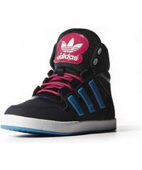 Adidas Dívčí botasky Dropstep