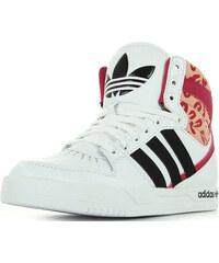 Adidas Dívčí botasky Court Attitude - bílé