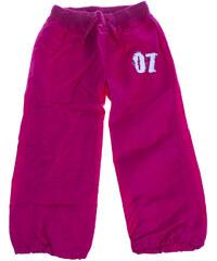 Bugga Kalhoty s bavlněnou podšívkou - růžové