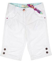Tup-Tup Dívčí capri kalhoty - bílé