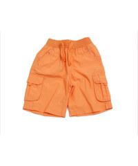 Bugga Dětské oranžové kraťasy