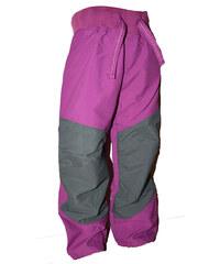 Bugga Dívčí fialové sportovní kalhoty/tepláky