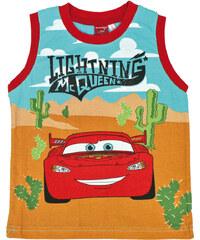 Disney Chlapecké tílko Cars - modro červené