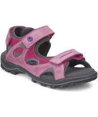 Ecco Dívčí sandály - růžové