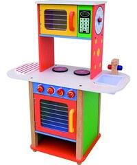 ANDREU Toys Vysoká kuchyňka, 80 x 40 x 100 cm